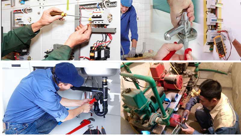 Học sửa chữa điện nước ở đâu tốt nhất?