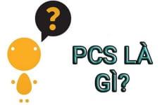 PCS là gì? Những khái niệm và ứng dụng của PCS