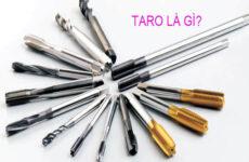 Taro là gì? Mũi taro là gì? Ứng dụng Taro trong xây dựng
