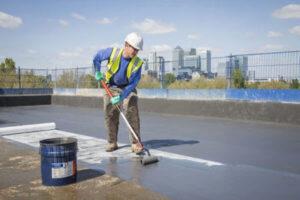 Phương pháp chống thấm sàn mái triệt để 100%, không gây thấm lại
