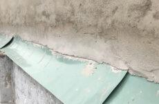 Cách xử lý chống thấm khe hở giữa mái tôn và tường tiên tiến nhất