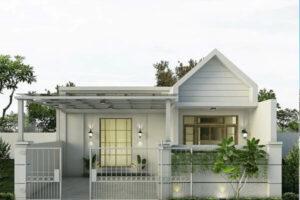 Thiết kế nhà có thêm gác lửng