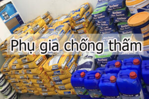 Phụ gia chống thấm