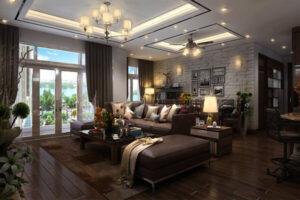 Thiết kế cho các căn hộ cao cấp