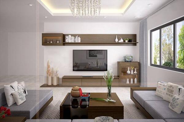 Thiết kế theo phong cách giản dị