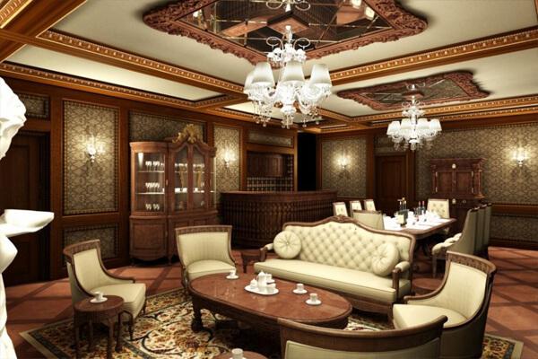 Thiết kế cho nhà biệt thự
