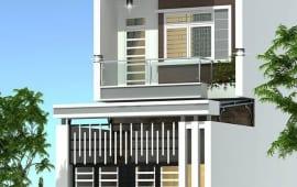 Giá xây dựng nhà 1 trệt 1 lầu